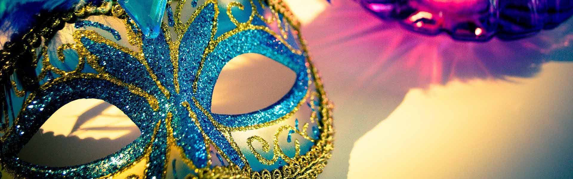 Venetian Mask for Mardi Gras